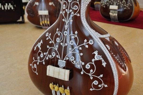 tanpura Gauranga Indian Instruments