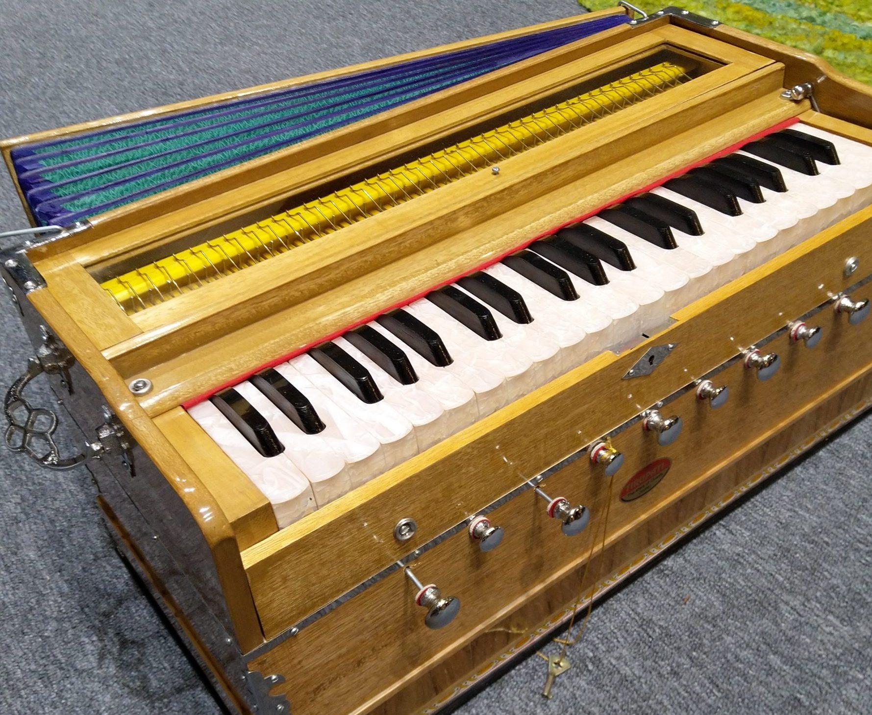 Tirupat sangeet standaard harmonium